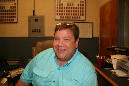 Strom Thurmond Band Director Headed to the Beach