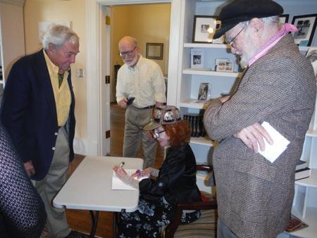 Book Signing for Alice Denham