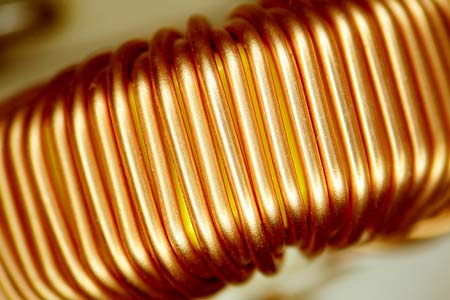 Copper Wire Stolen at Cell Tower Site