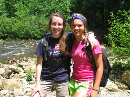 Two from County Attend Camp Wildwood