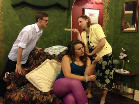 A New Play by Edgefield Theatre Players