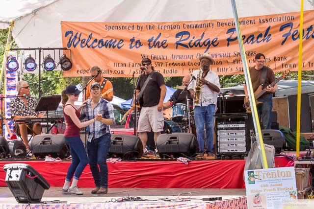 Trenton, S.C. is Celebrating the 45th Annual Ridge Peach Festival