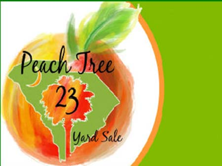 Spring Cleaning – Peachtree 23 Yard Sale – Treasures at a Bargain