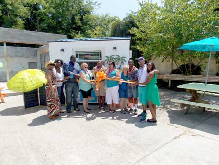 Tropical Sno Opens in Johnston