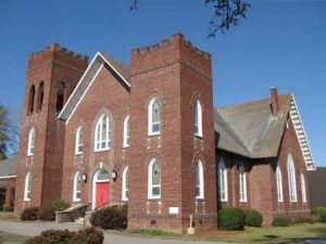 Calvary Lutheran Church in Johnston, S.C.