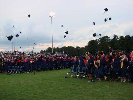 Class of 2014 Makes History at Strom Thurmond High School