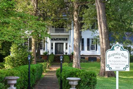 The Edgefield County Historical Society Celebrates 75 Years