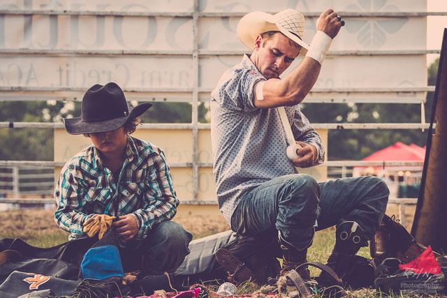 Scenes from Sandy Oak Pro Rodeo