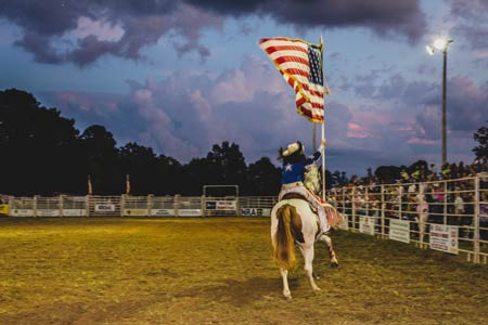 9th Annual Sandy Oaks Pro Rodeo