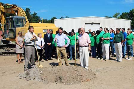 Carolina CoverTech: Local Company Breaks New Grounds