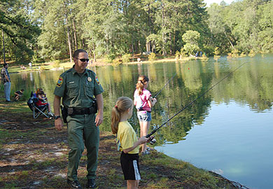 Volunteer Instructors Sought for New Family Fishing Clinics
