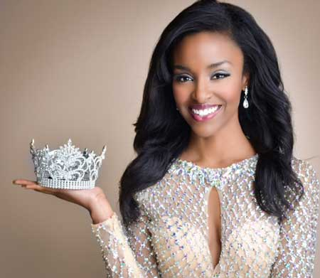 Megan Gordon Crowned Miss Collegiate American 2014
