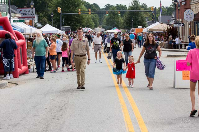 Scenes From the 2014 Edgefield Heritage Jubilee Festival