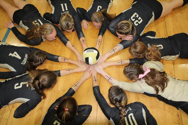 Wardlaw Captures Volleyball State Championship
