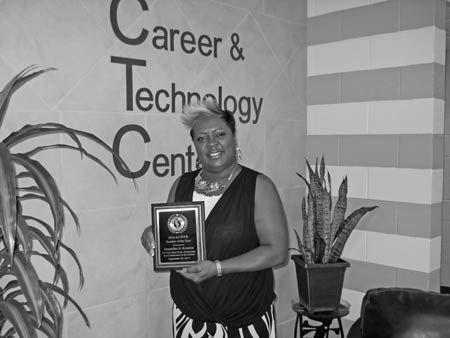 Kennion Recognized as South Carolina Cosmetology Teacher of the Year