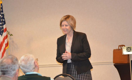 Molly Spearman, State-Wide Candidate, to Speak in Edgefield [Update – Cancelled]