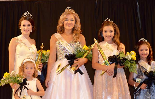 Hannah Abernathy is Miss Wardlaw
