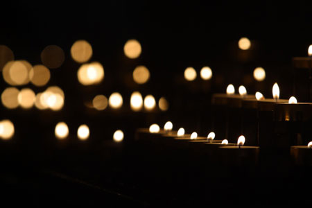 Candles for Caring
