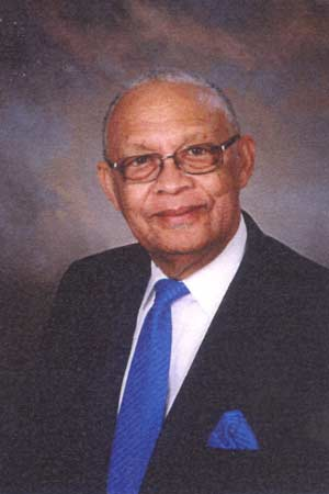 Rev. Geo. L. Brightharp Celebrating 36 Years at Mount Canaan