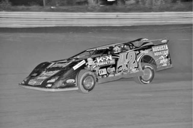 Local Dirt Driver Needs Public's Help to Become Next Champion-Sponsored Driver