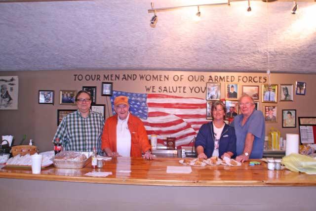 CB's BBQ Restaurant Opens in Edgefield