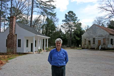 Historical Society to Dedicate Caretaker's Cottage at Horn's Creek