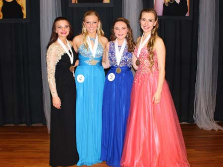 DYW Pageant Produces Winners