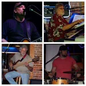 Bill Johnes and the Bucket List Band, a popular local band, will perform at the May 1 dance in downtown Johnston.