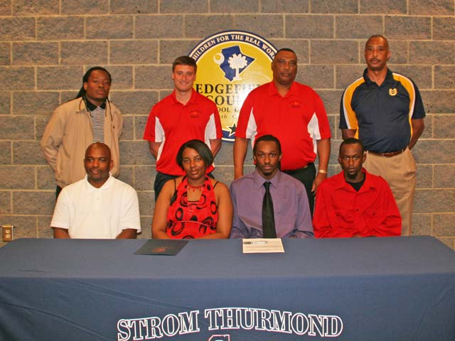 Daquarious Johnson Signs with Southern Union