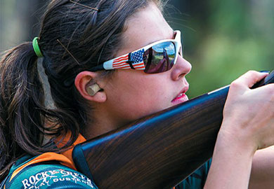 Youth Sporting Clay Open to be Held in Edgefield on April 18