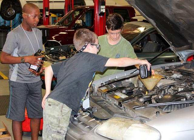 Summer Camps and Programs Provide Options for All Ages
