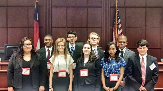 My Observation of Round Three of the National Mock Trial Competition