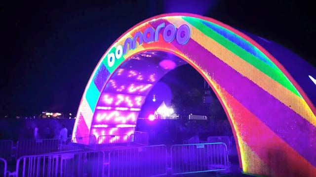 Radiate Positivity: Bonnaroo 2015