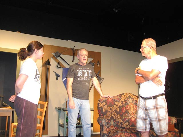 Deathtrap Comes to Local Theater