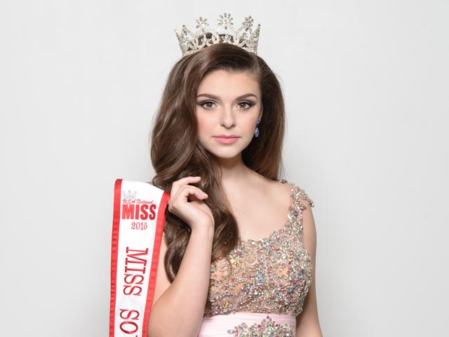 Local Trenton Girl Heads to National Pageant