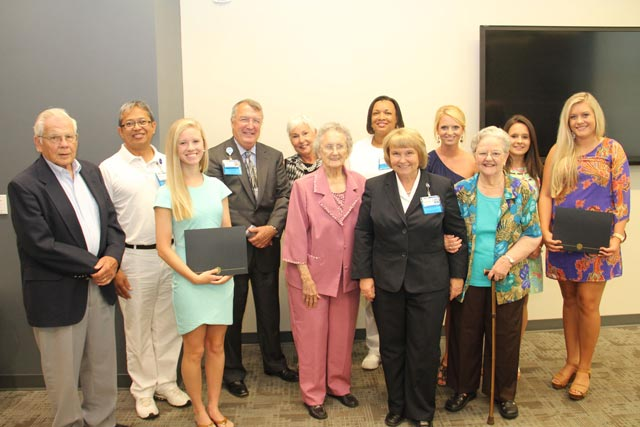 Self Regional Healthcare Foundation Awards Eight Nursing Scholarships