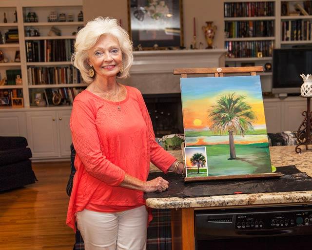 Local Educators Pursue Art as a Second Career