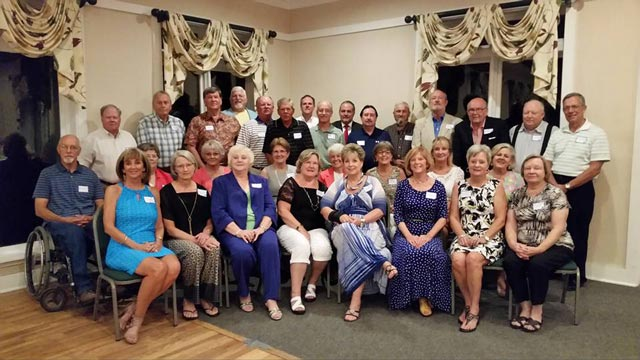 STHS Class of 1970 Holds 45th Reunion