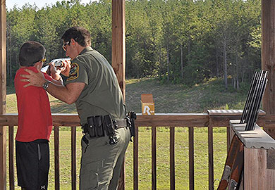 DNR offers Aug. 12 Edgefield Co. Youth Shooting Clinic