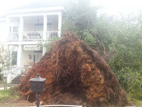 Historic Flood Hits South Carolina