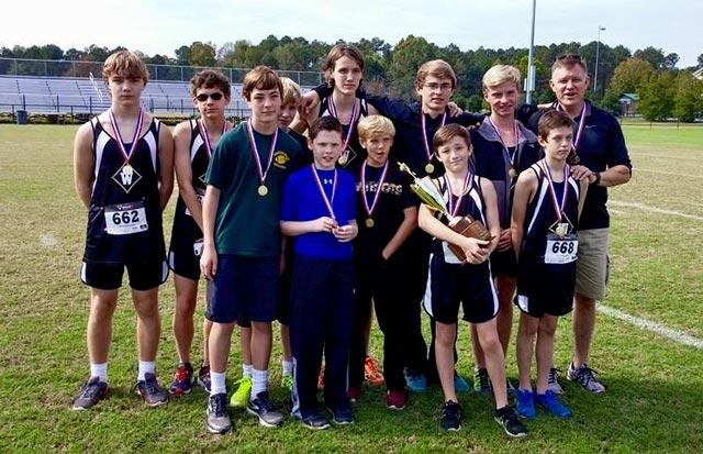 Wardlaw Academy SCISA State Champions