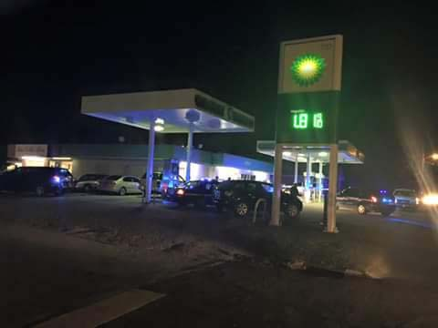 Armed Robbery at Monks Corner