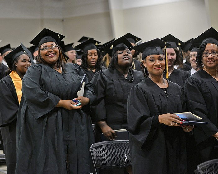 Piedmont Technical College Honors Graduates at Commencement Ceremony