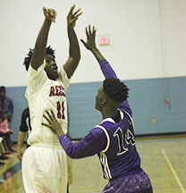 Strom Thurmond Basketball