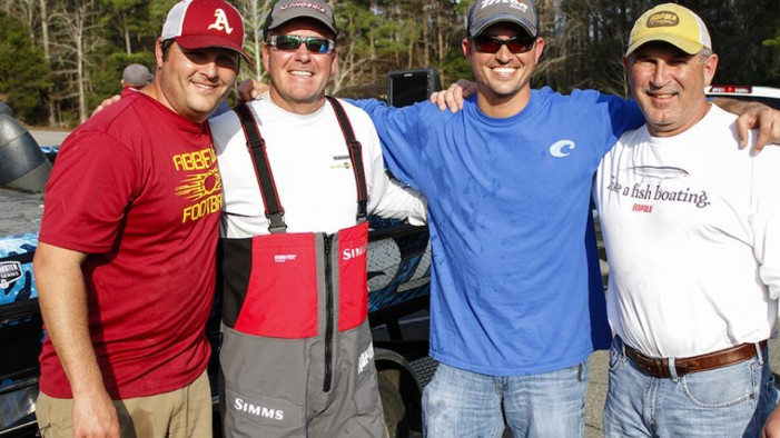 The First Ever Recorded Freshwater Coast Big Bass Fishing Tournament
