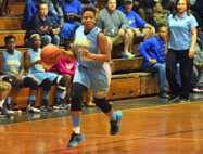 Ridge Spring-Monetta Basketball