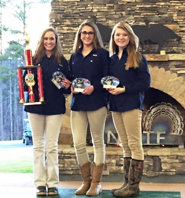 Strom Thurmond CTC Sporting Clays Team Finishes State Skeet and Trap Tournament with 1st and 2nd Place Honors