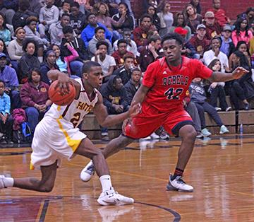 Strom Thurmond Basketball