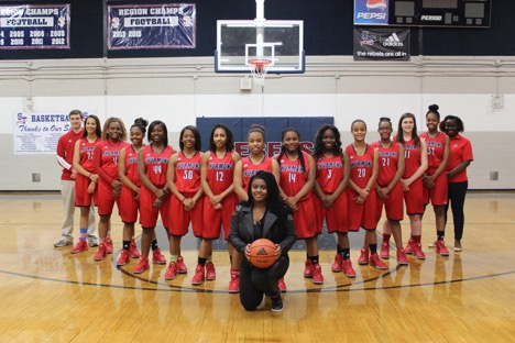 Strom Thurmond's 17-7 Lady Rebels Open Tournament Play Seeded #2