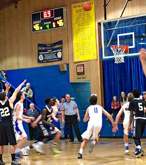 Wardlaw Academy Basketball